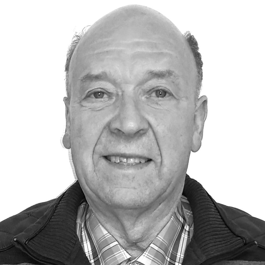 Bjarne-motionistformand